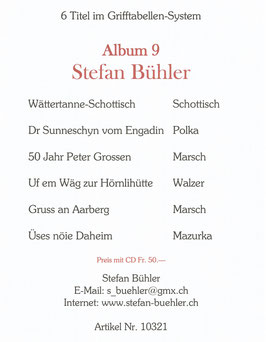 Stefan Bühler Album 9