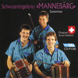 Schwyzerörgeli-Trio Mannebärg (1991)