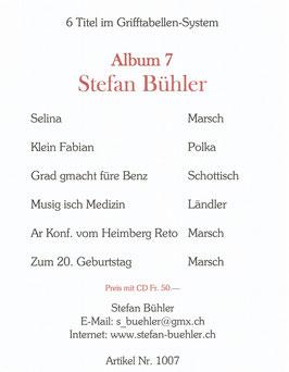 Stefan Bühler Album 7