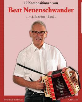 Noten Band 1 -  Beat Neuenschwander