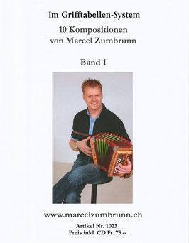 Marcel Zumbrunn  Album 1