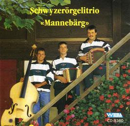 Schwyzerörgeli-Trio Mannebärg (1993)