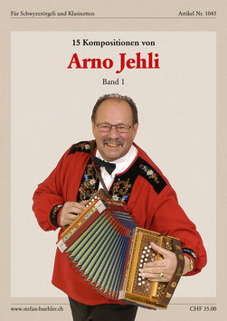 Noten Band 1 -  Arno Jehli