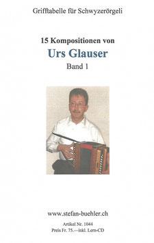 Urs Glauser Album 1