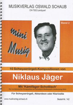 Band 2 Niklaus Jäger