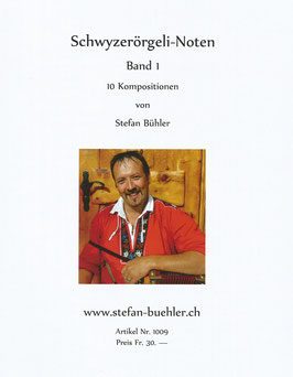 Schwyzerörgeli-Noten Band 1