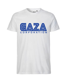 """GAZA"" Corporation Shirt"