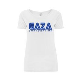 """""""GAZA"""" CORPORATION U-Neck"""