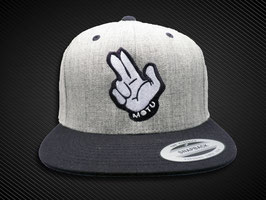 Gunfinger Cap! grey/black