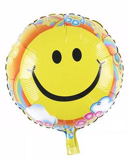 """Folienballon """"Smiley Rainbow"""""""