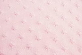 "Minky ""Estrellas Rosa"""