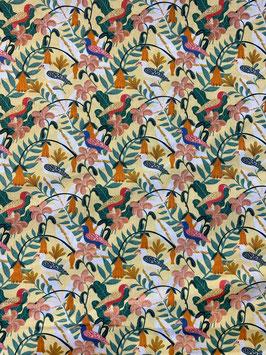Algodón laos birds