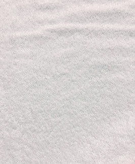 Toalla color blanco
