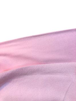 Punto sudadera interior afelpado color rosa