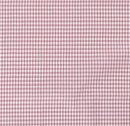 Cuadro vichy rosa 0,5 cm