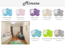 "Alfombra ""Mimosa"""