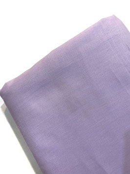 Algodón liso lila