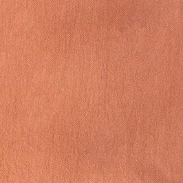 Algodón rustic solid naranja/teja