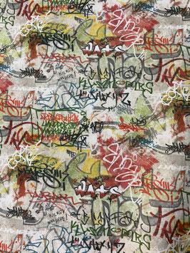 Algodón graffiti