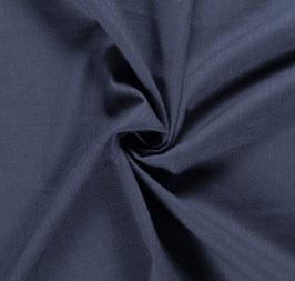 Lino azul marino empolvado
