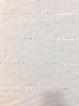Visillo rayas horizontales con vainicas