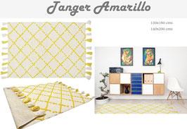 Alfombra Tanger Amarilla