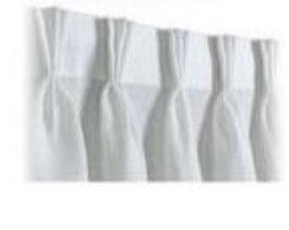 Cinta cortina moño