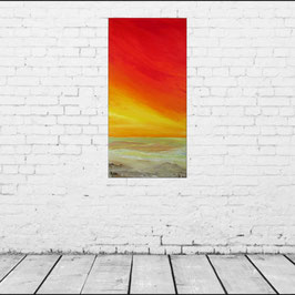 "Non disponible -   ""Summer II""  30x60 cm"