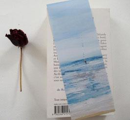 Marque-page océan
