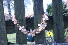 Perlenkette in Keshi-Art