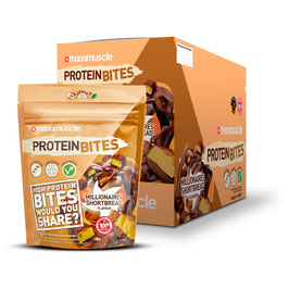 MAXIMUSCLE PROTEIN BITES 110G - BOX OF 6 PACKETS