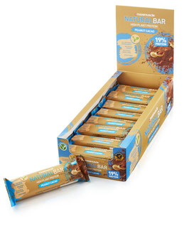 MAXIMUSCLE NATURAL BARS 40G - BOX OF 18 BARS - SPECIAL OFFER 3 FOR OMR 2.500