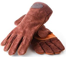 Wildlederhandschuhe für robuste Arbeiten