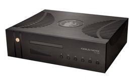 Goldnote CD-1000MK2 Deluxe mit PSU-1000 & Tube-1012