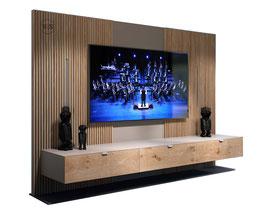 Scéne Wohnwand -> Showroom