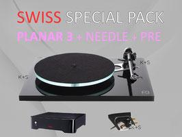 K+S Special Pack mit Rega Planar 3 -> Showroom