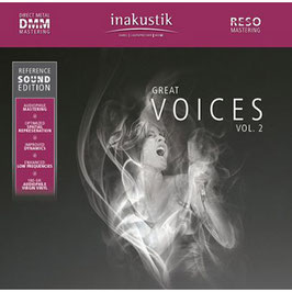 Great Voices, Vol. II (2 LP) INAKUSTIK
