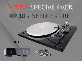 K+S Special Pack mit Rega Planar 10