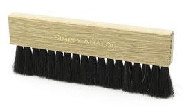 Simply Analog Schallplatten- Reinigungsbürste