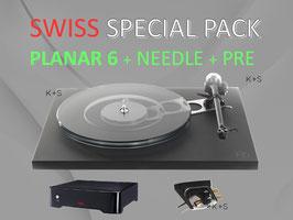 K+S Special Pack mit Rega Planar 6 -> Showroom