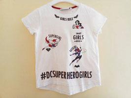 T-shirt DC Super héro girls 8 ans