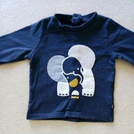 T-shirt manches longues 3 mois