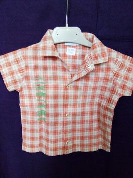 Chemise à carreaux 12 mois