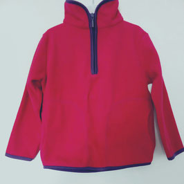 Pull polaire rose 4 ans