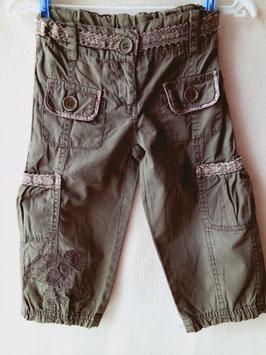 Pantalon toile kaki 3ans
