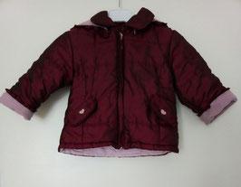 Manteau à capuche 6 mois