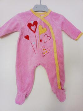 Pyjama velours 3 mois