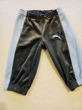 Pantalon de jogging en velours 12 mois
