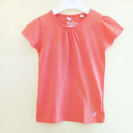 T-shirt orange 8 ans