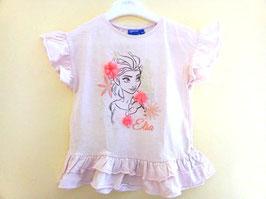 """T-shirt """"Reine des neiges"""" 8 ans"""